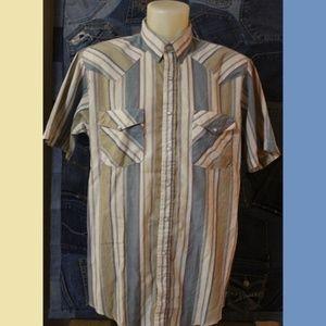 Western Frontier button down shirt